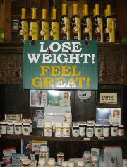Weight loss, fat, thyroid, appetite reduction, blood sugar balance