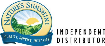 Nature's Sunshine Independent Distributor